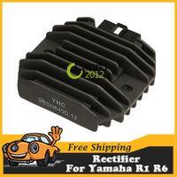 Wholesale Motorcycle Regulator Rectifier Voltage Regulator Rectifier For Yamaha YZF R1 R6