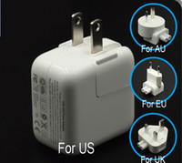 Cheap Wholesale-2.4A Fast Charging 12W USB Power Adapter Mobile Phone Travel Wall Charger for iPhone 4s 5 5s 6 Plus iPad Air mini Free Shipping