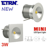 Wholesale ETRN Brand new product Square Round MINI W LED Downlights Square LED Colored lights piece