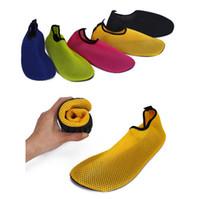 aerobic shoes - Mesh OFELIA SKIN SHOES AQUA SHOES WATER SHOES BAREFOOT AEROBIC VACANCE MULTI SOCKS SHOES