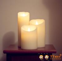 Wholesale set Environmental Smart Candle by Luminara with Remote and Freeshiping