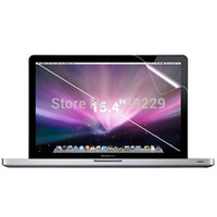 Wholesale inch Thin Top Quality Clear LCD Screen Protector Film Guard Cover Skin for Macbook Air Pro for Ipad