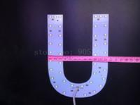 beer channel - NEW U DC12V led module led sign Letters Channel letters led module diy neon beer signs white led modules