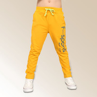 Wholesale good quality knit print cotton Boys pants pencil long leisure school pants children Trousers for teen years