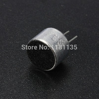 Wholesale Mini Pin DB mm mm Electret Microphone Spy Pickup Condenser
