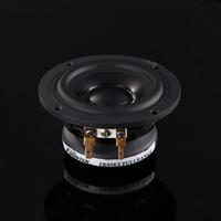 aluminum cone speakers - Fountek FR89EX full range speakers aluminum cone diy hifi speaker