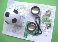 active speaker kit - Electronic new Football style active speaker kit electronic kit speaker kit spare parts diy amplifier kit