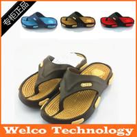 bathroom border - Warrior slipper men s flip flops in the summer a genuine home Beach Sandals slip resistant shoes men bathroom
