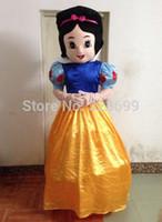 Wholesale Snow White Snow White Mascot mascot costume adult size Cinderella mascot costume