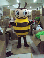 Wholesale Professional animals bug bee mascot Fancy Dress Costume Adult Size EPE Suit mascot costume