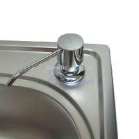 bathroom pumps - W110 ML Soap Dispenser Kitchen Bathroom Sink Faucet Shampoo Shower Lotion Pump New