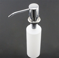 Wholesale Plastic Bottle Kitchen Sink Replacement Soap Lotion Sanitizer Dispenser