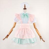 alice in wonderland stockings - Alice in Wonderland Cosplay Dress Japanese Uniform Anime Cosplay Maid Lolita Dress Costume In Stock S M L