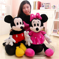 minnie mouse plush - cm Mickey Mouse And Minnie Mouse Toys Soft Toy Stuffed Animals Plush Toy dolls