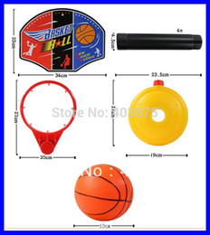 Wholesale Super Basketball Sport Set Game Toy child fitness toys adjustable indoor outdoor Kids casual Fun amp Sports Children s day