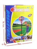 basketball set plays - Indoor Outdoor Adjustable Mini Children Kid Basketball Play Set Sports Toy Game cooperation