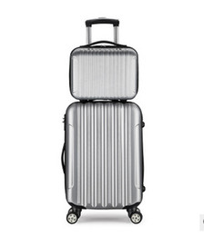 Gros-2015 NOUVEAU 20,24,28 pouces, Spinner roue, ABS, Voyage Valise, Trolley, Hardside bagages, Trolley Valise, Rolling Luggage MALETAS à partir de fabricateur