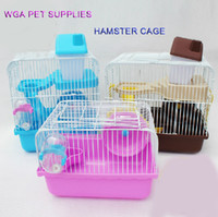 Wholesale New arrival super deluxe hamster cage hamster nest hamster house size s m l xl