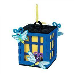 Wholesale DIY eva bird cage crafts kit Pet supplies Bird house Bird home Novelty educational toys model Building Kits