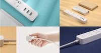 Wholesale Original Xiaomi Mi Power strip Outlet Socket USB Extension Socket Plug with Socket AU Standard Socket Original Box