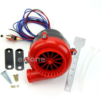 Wholesale J117 Car Fake Dump Electronic Turbo Blow Off Hooter Valve Analog Sound BOV