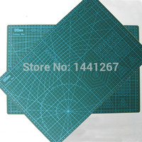 Wholesale Cutting Mat A3 cm PVC layer Durable Cutting Pad High Self healing Double sided Mat for Cutting