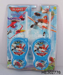 Wholesale-Free Shipping Original Children Planes Diecasts Toy Walkie Talkies Factory Price ,Funny Toys For Children Gift 1pcs lot