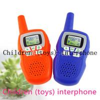 Wholesale HK km distance field dedicated walkie talkie long range walkie talkie children s toys nerf