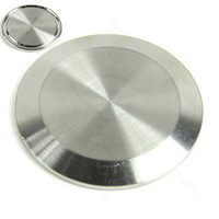 stainless steel flange - M112 quot New Stainless Steel Sanitary End Cap For quot Tri Clamp END Pipes Blank Flange
