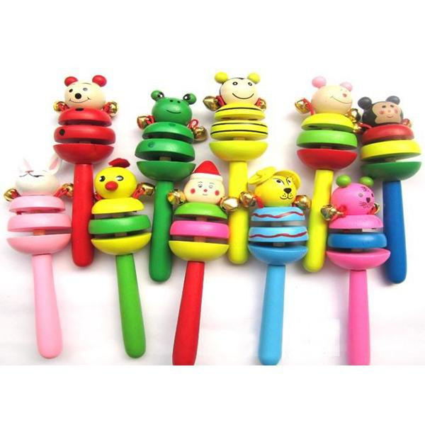 Toys For 0 12 Months : Wholesale baby rattle toys for month wood
