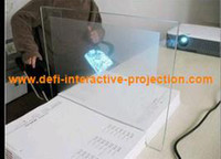 Wholesale Professional Rear Projection Screen Film which has high light transmittance and diffusion