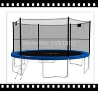 Wholesale ft small spring trampoline Europe cheap trampoline Bungee Jumping Trampoline Portable Mini Trampoline for Kids