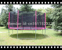 Wholesale ft Mini Trampoline Kids Indoor Trampoline Bed kids trampoline Top seller economic round kids trampoline