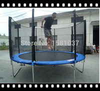 Wholesale ft small spring trampoline New design New style round trampoline for one person small kids trampoline