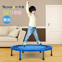 Wholesale inch trampoline folded spring child household trampoline indoor toy fitness jumping bed cama elastica pula