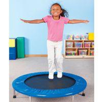 Wholesale Household indoor small trampoline for children trampoline mini trampoline non folding bounce