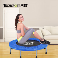 Wholesale household trampoline indoor adult fitness weight loss butt lifting stovepipe