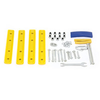 Wholesale Child Indoor quot Mini Trampoline Handrail Bar Pad Kids Rebounder Jumper VH9345