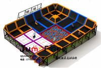 Wholesale children indoor trampoline