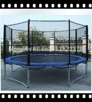 Wholesale ft Mini Gymnastics Spring Outdoor indoor bungee trampoline cheap outdoor gymnastic trampoline with enclosures