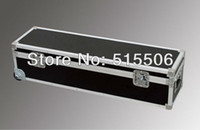Wholesale On Sale Front Projection fast fold screen quot inch with aluminum alloy flight case