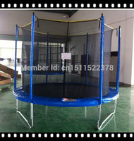 Wholesale ft Mini Cheap Gymnastics Spring Outdoor Trampoline for Kids hot sale mini Trampoline With Safety Net With Ladder