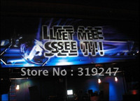 advertising presentations - roll order m m holographic screen easy install ultra light for windows shop advertising presentation show