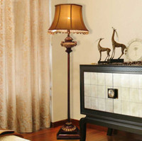 antique floor lamps - European Style Lamp Antique Vintage Floor Lamp Modern Floor Lamp Simple Study Bedroom Floor Lamp