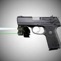 air rifle pistols - NEW ARRIVAL AIR RIFLE SPRING AIRSOFT PISTOL GREEN LASER SIGHT DOT SIGHT amp CREE LED FLASHLIGHT FOR HAND GUN