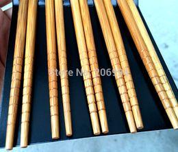 Wholesale Chinese Peking Opera folk arts and crafts area characteristics of bamboo chopsticks pair