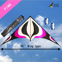 Wholesale New Listing Outdoor Fun Sports m Power Stunt Kite Good Flying With Handle And Line