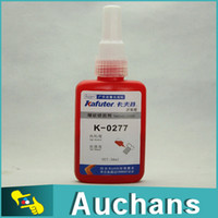adhesive chemicals - HOT Sale kafuter super high intensity red anaerobic adhesive K thread rubber chemical resistance g