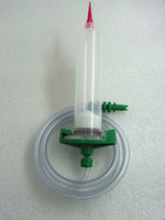barrel valves - CC CC Helix Luer Lock Tip Dispenser Syringe Barrel Needle Tip Syringe Barrel Valve Robot Adapter