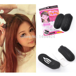 Wholesale Supervalue Princess Bump Up Volume Velcro Hair Tool Insert Maker Clip Back Beehive Hair Tool Styling Hairpins Accessories